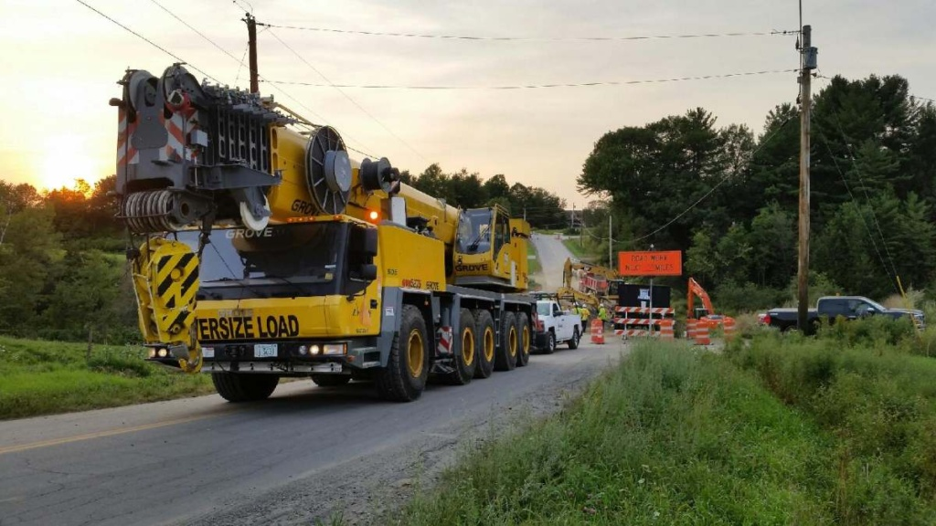 All Terrain Cranes Keeley Crane Service